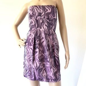 New with tags strapless BCBG cocktail dress